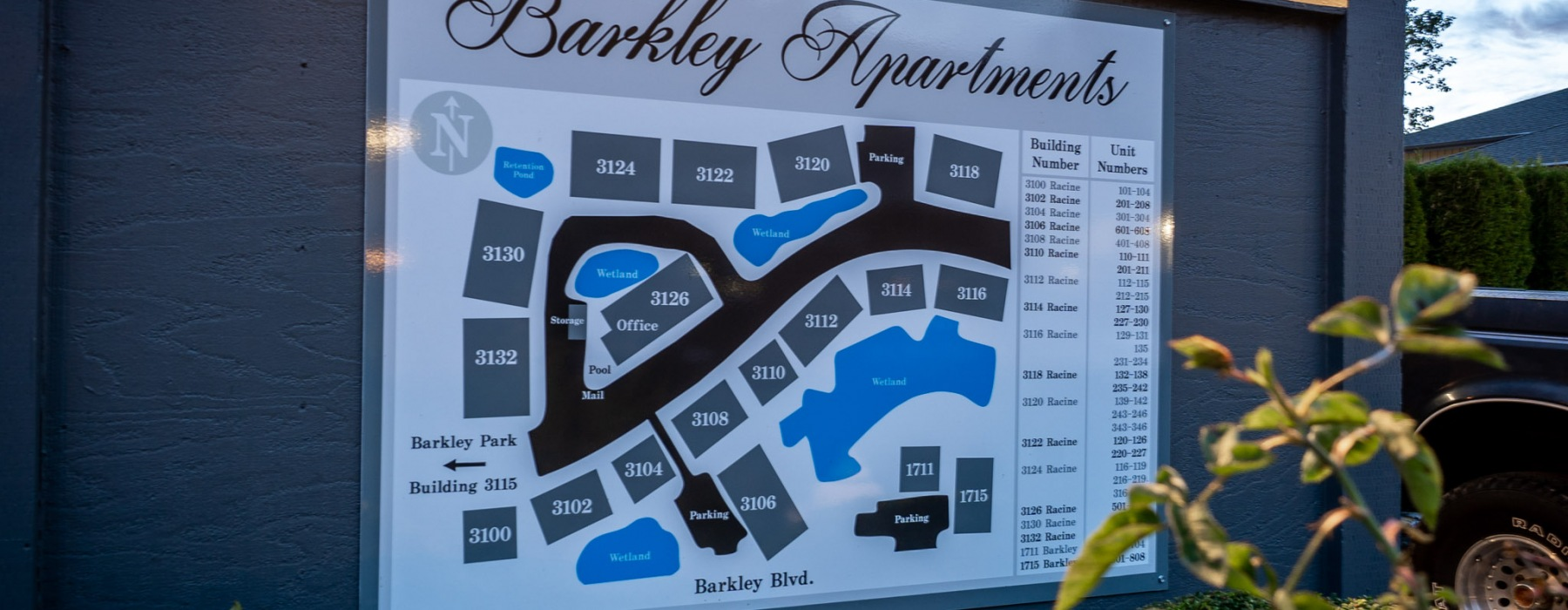 Barkley Map